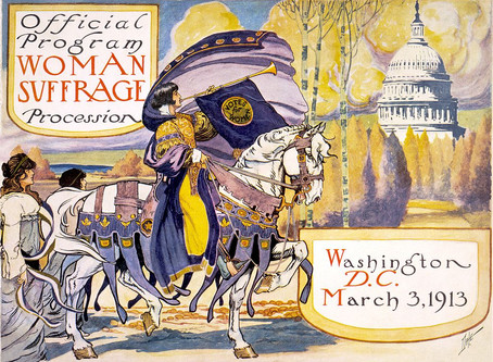 American Women Secure the Vote: August 26, 1920