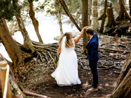 Rippling River Wedding   Mackenzie & Nathan Wedding