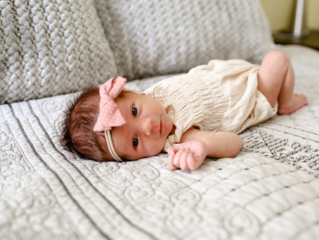 In-home Newborn Sessions