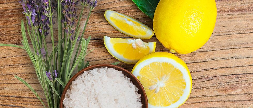 Lemon Lavender Bath Salts