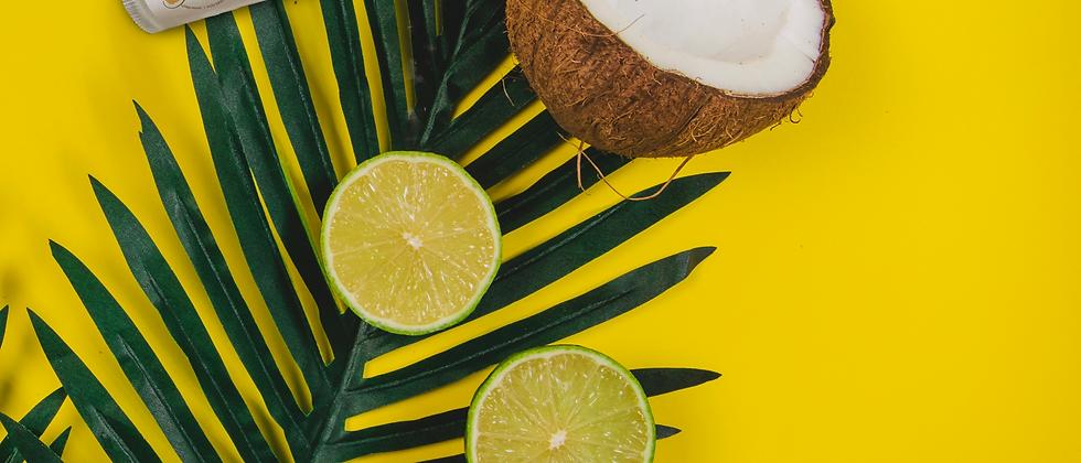 Coconut-Lime Lip Balm