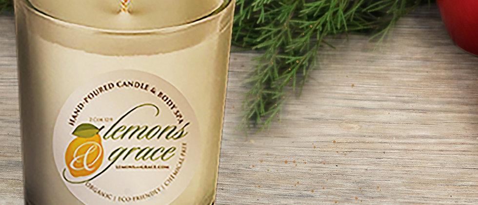 Cedar Spice Scented Body Candle