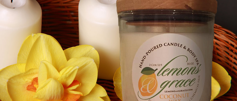 Relaxation Scented Body Candle