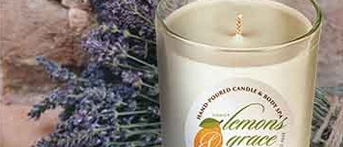 Lavender Chamomile Scented Body Candle