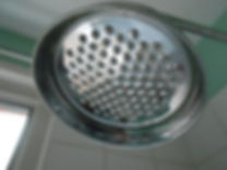 Shower after Clean and Descale