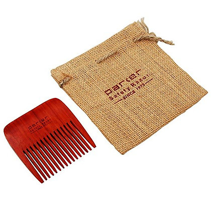 Parker | Indian Rosewood Wide Tooth Beard Comb