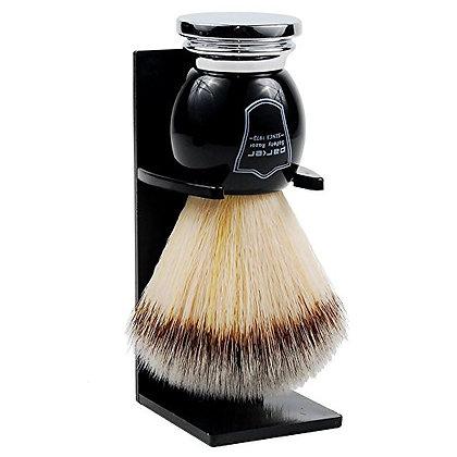 Parker | Genuine Boar Brush Black Handle