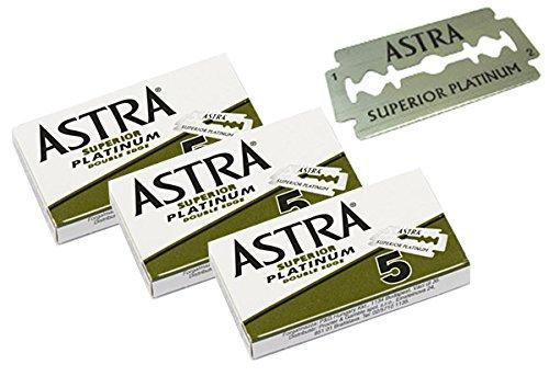 Astra | Superior Premium Platinum Double Edge