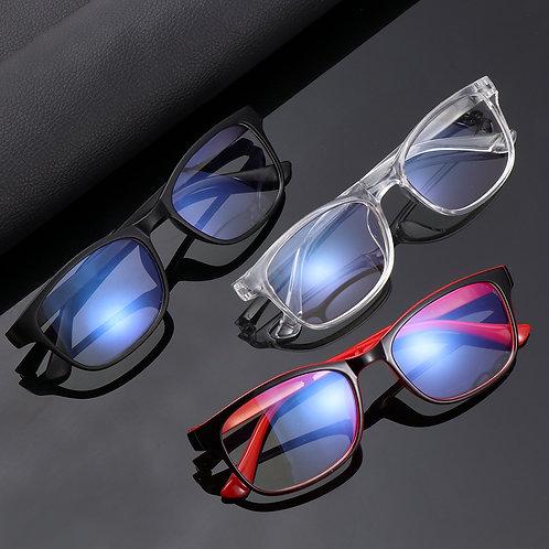 Anti Blue Light Glasses Unisex Clear Lens Computer Goggles Anti Blue Light