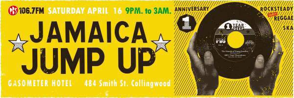 Jamaica Jump Up 1st Birthday 16 April 2016