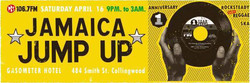 Jamaica Jump Up 1st Birthday 16 April 2016