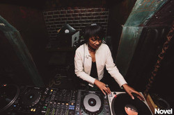 Mixing it up at DJ EZ