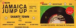 Jamaica Jump Up 15 April 2017