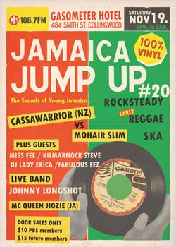 Jamaica Jump Up #20