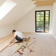 Bodenbelagsarbeiten (Teppich, Parkett, Laminat, PVC)