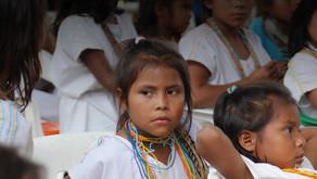 Visita al resguardo Arhuaco