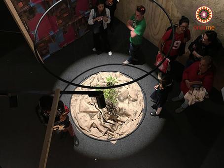Exposición presentada por el museo de memoria histórica de Colombia