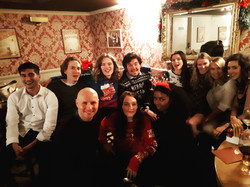 Class of 2018 Christmas drinks