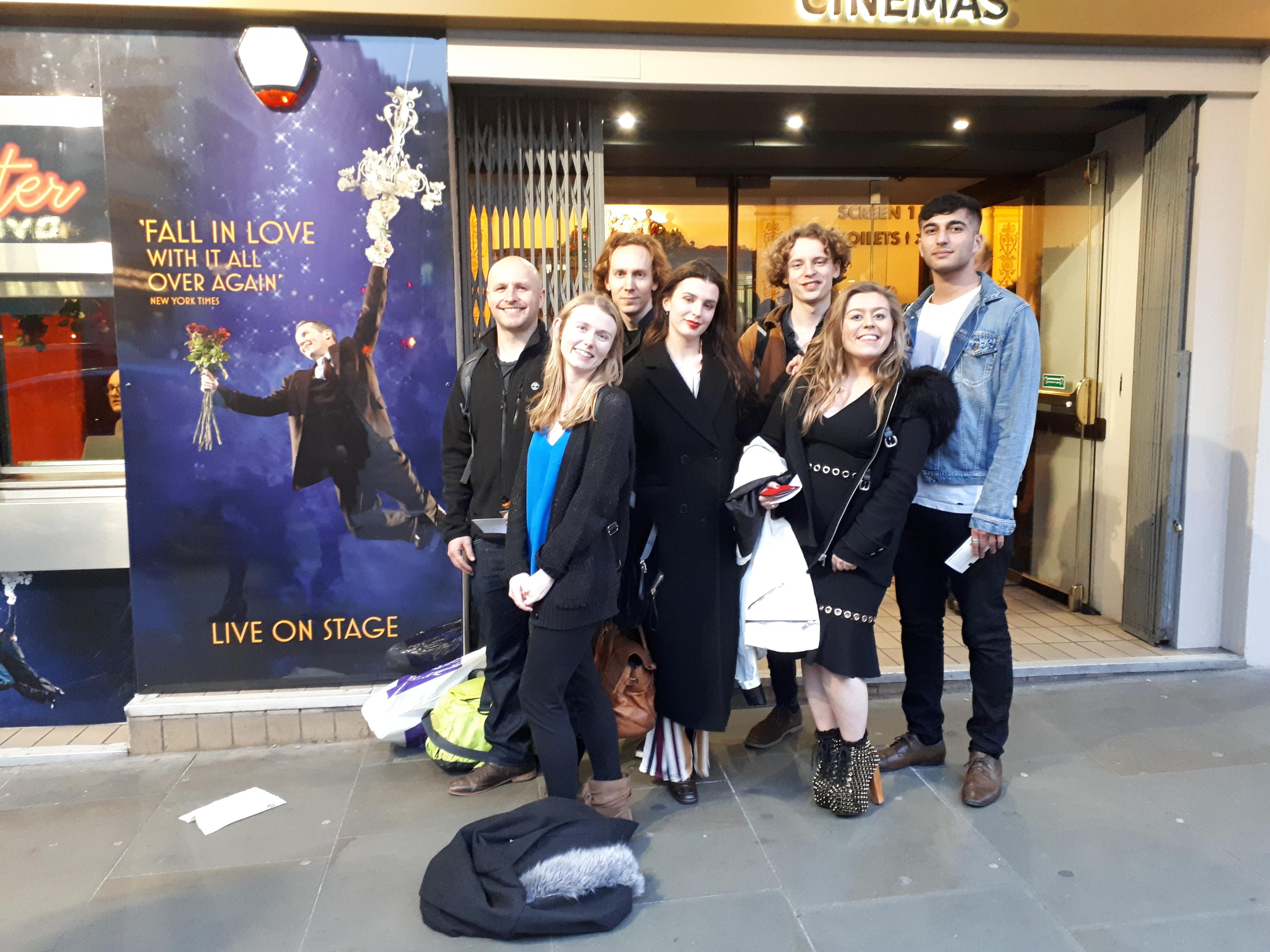 Theatre trip