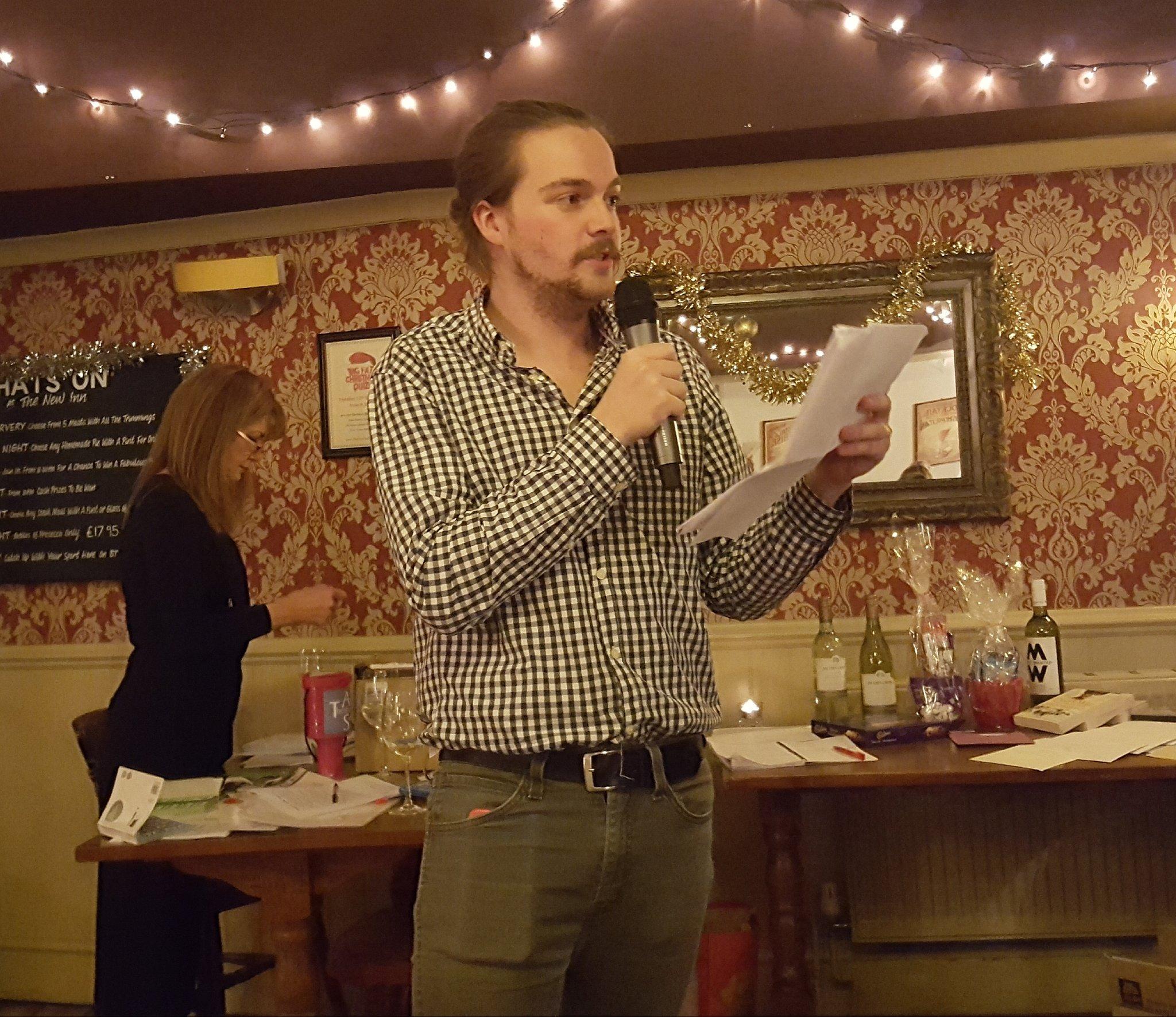 Pub Quiz Fundraiser Nov 2017