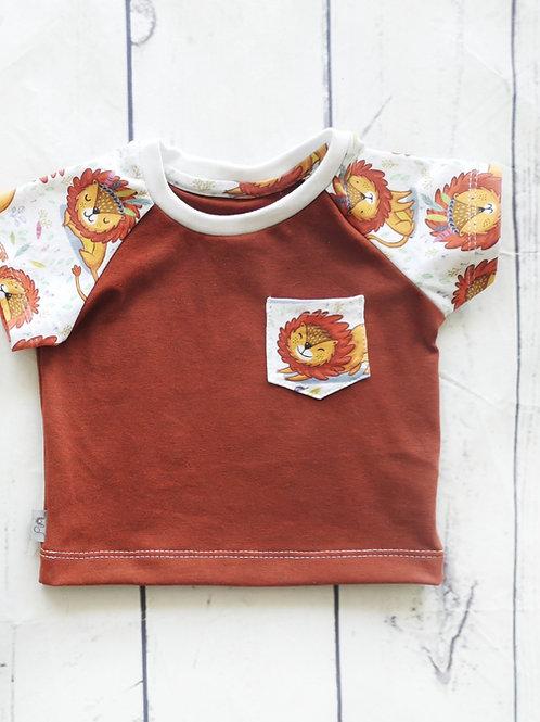 T-Shirt Löwe - Gr.56