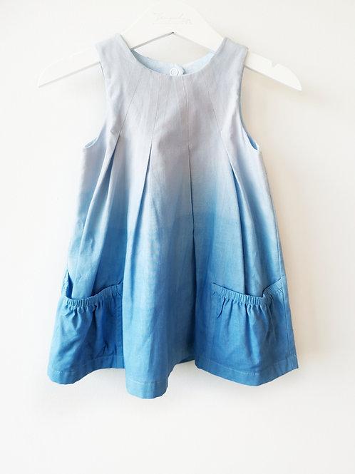 Kleid Gänseblümchen - Gr.80