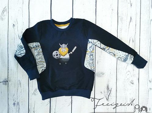 Sweater Wikinger - Gr. 98