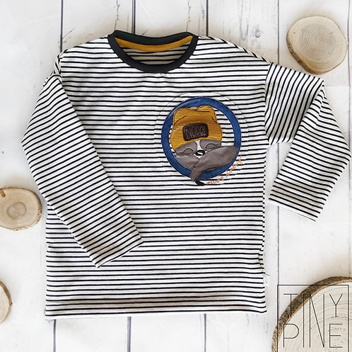 Loose fit shirt Fauli - Gr. 104