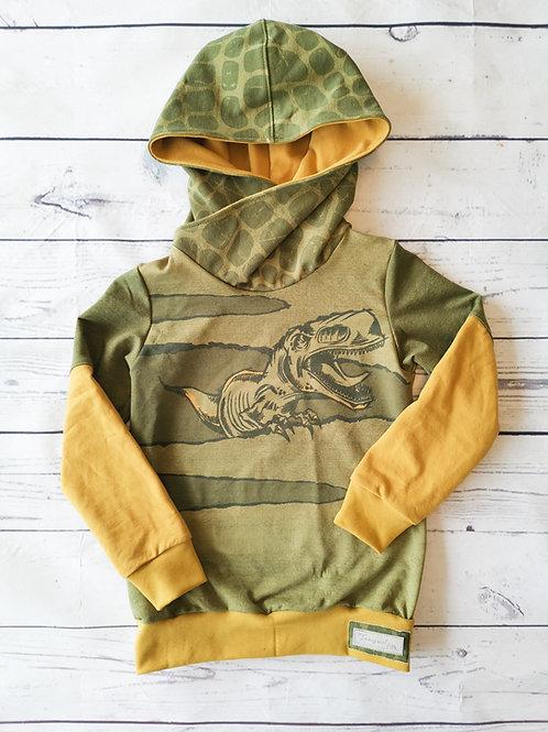 Bio-Hoodie Dino- Gr.116