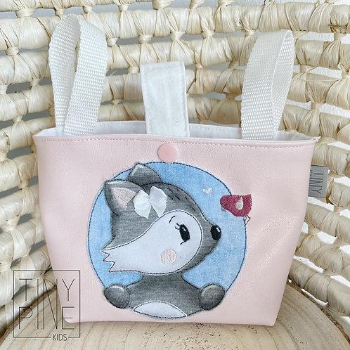 Lenkertasche Fuchs rosa