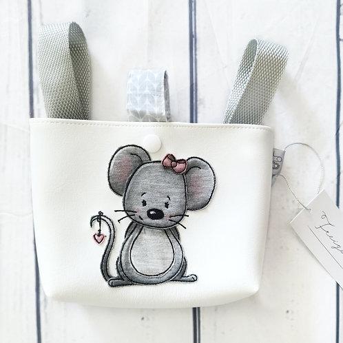 Lenkertasche Mäuschen