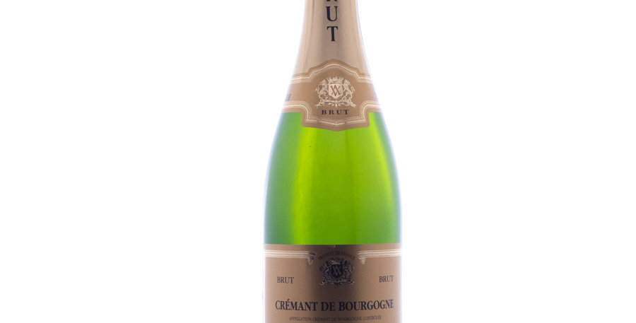 Comte de Bailly, Crémant de Bourgogne, Sparkling Brut from Veuve Ambal