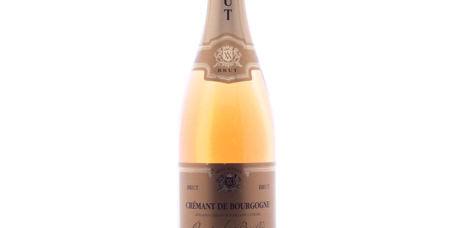 Comte de Bailly, Crémant de Bourgogne, Sparkling Rosé from Veuve Ambal