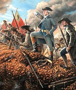 Warren Battle of Bunker Hill