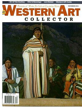 Western Art Collector magazine