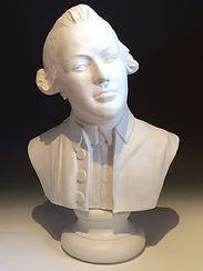 bust sculpture Joseph Warren