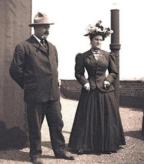 Harry & Maude Baker western art