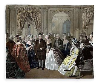 Benjamin Franklin France women