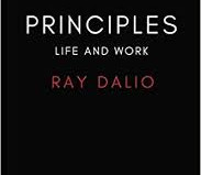 Notes on Principles by Roy Dalio