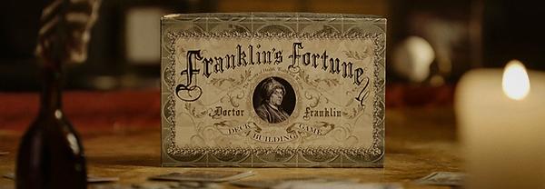 Franklins Fortune Game