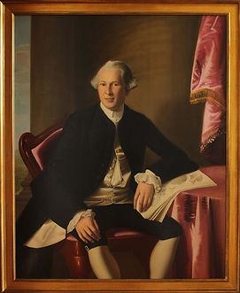 Dr. Joseph Warren Copley portrait