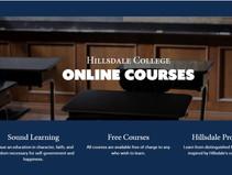 Hillsdale College Online Courses