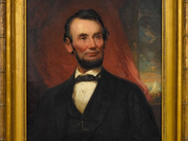 The final portrait of Abraham Lincoln