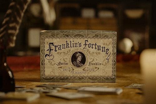 Franklins Fortune Deck Building Game