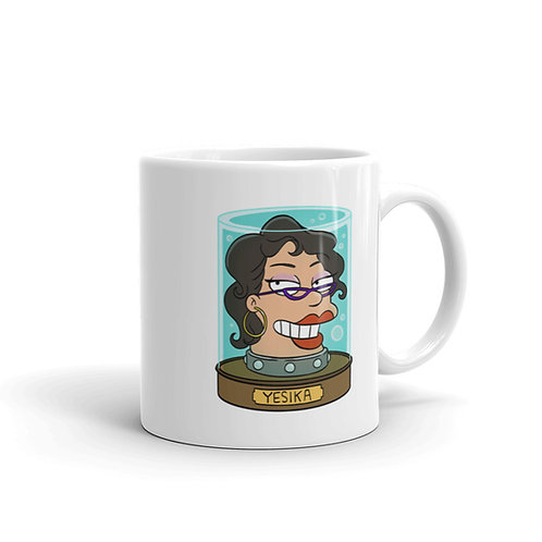 Yesi On A Mug - LIMITED EDITION