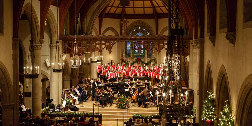 Pasadena Symphony Holiday Candlelight Concert