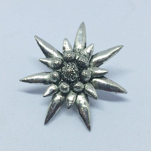 Edelweiss Lapel Pin