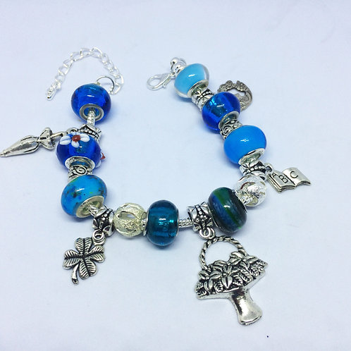 My Fair Lady Charm Bracelet
