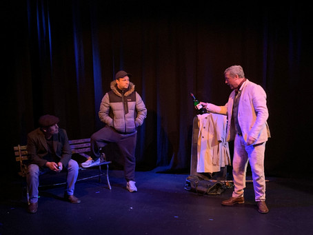 Honour Amongst Thieves - Reject Theatre Company