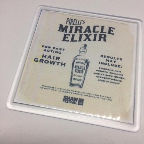 Sweeney Todd Pirelli's Miracle Elixir Coaster